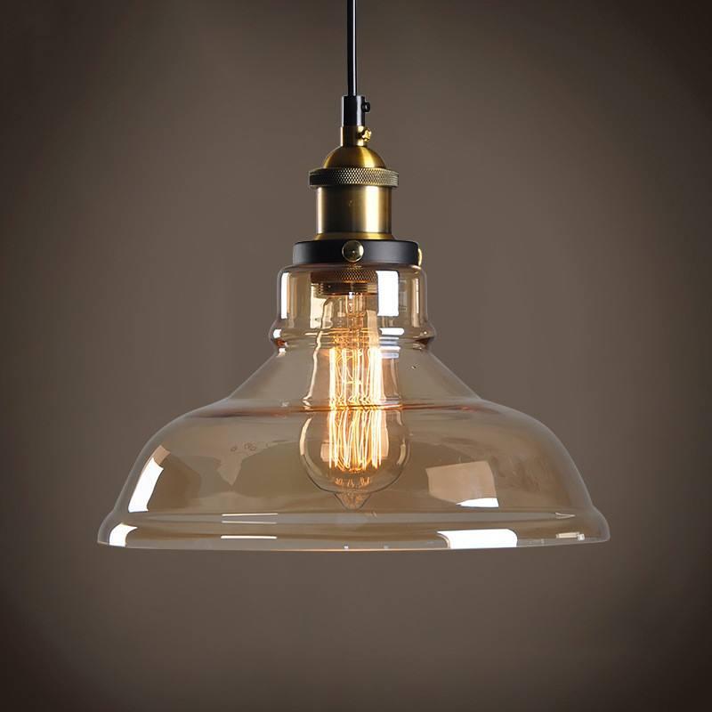 Forma de bola arañas y luces colgantes luces de techo luces de gota E27 E24 para bar, cafetería