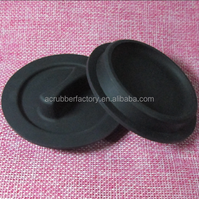 Custom Big Silicone Slot Plug Slot Stopper 60 mm Dustproof Waterproof Silicone Hole Plug