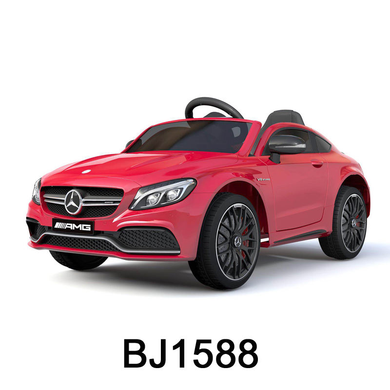 <span class=keywords><strong>Mercedes</strong></span> <span class=keywords><strong>Benz</strong></span> C63 лицензированный Детский электромобиль от батареек