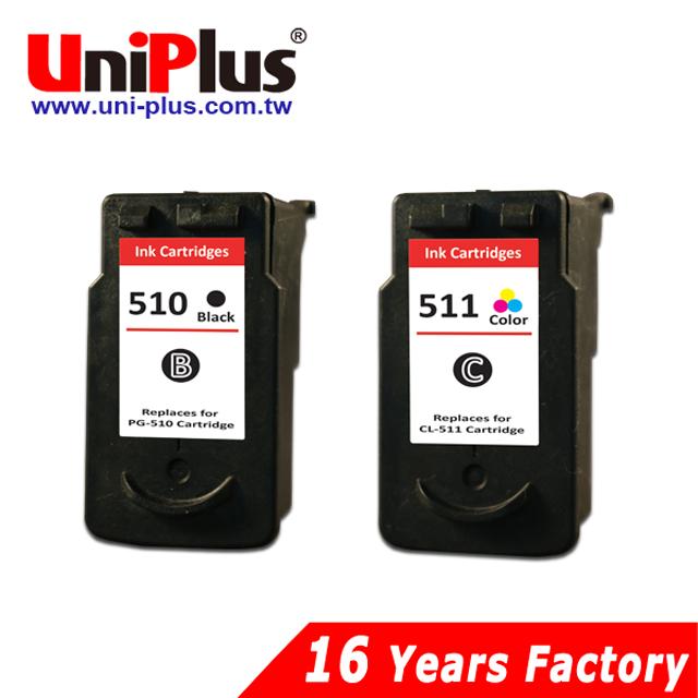 Üçüncü parti marka mürekkep kartuşu canon için mürekkep 510 511 pixma yazıcı fiyatı