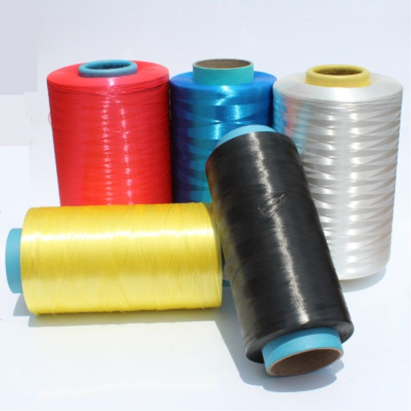 High perfomance and Lightest Colorful UHMWPE yarn / UHMWPe fiber