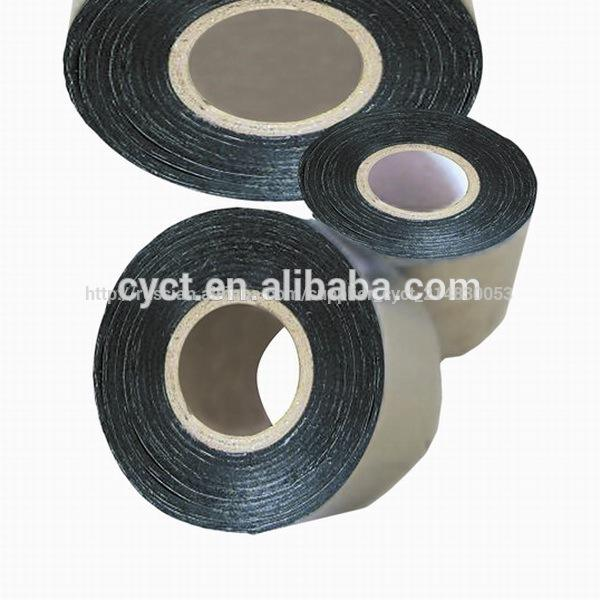Aluminum Foil Anticorrosion Tape for Natural Gas Pipe Anticorrosion
