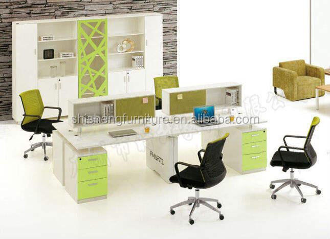 Nice <span class=keywords><strong>empresa</strong></span> moderna cubículos de escritório estação de trabalho