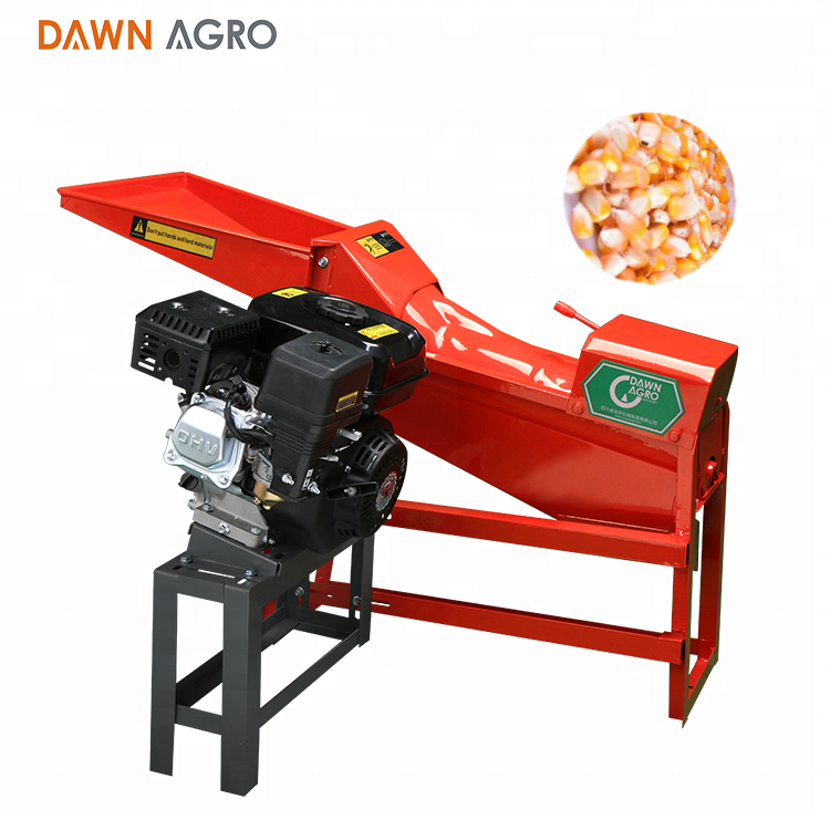 DAWN AGRO Small Maize Thresher Machine Corn Kernel Removing Machine in Zambia