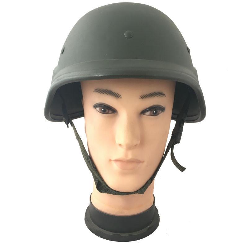Durable ajustável combate militar capacete à prova de balas