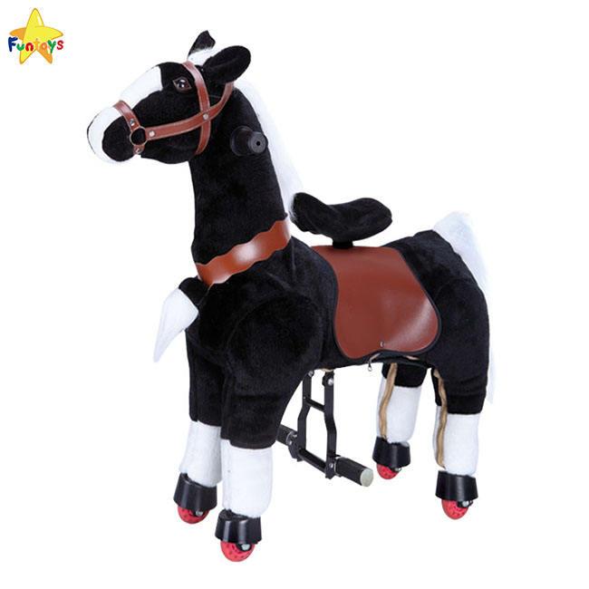 Funtoys ce大ロッキング立ち木製馬のおもちゃ販売