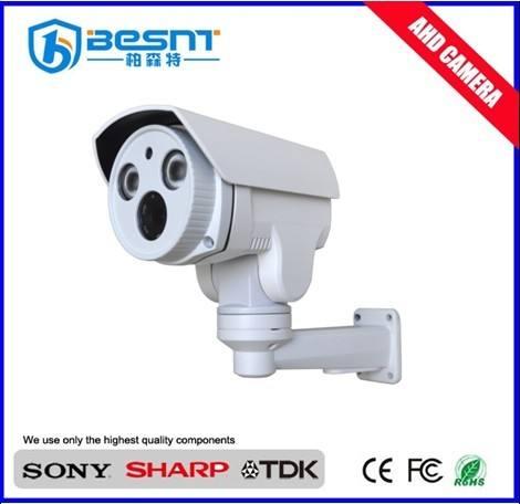 Besnt 6 MM lens ahd ptz telecamera esterna della pallottola macchina fotografica 1.3mp BS-8876ADK ahd