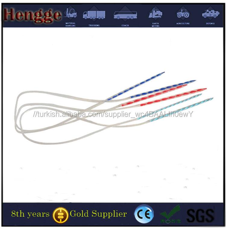 Kristal Hafif <span class=keywords><strong>Akrilik</strong></span> <span class=keywords><strong>Tığ</strong></span> Hooks Yuvarlak Örme İğneler