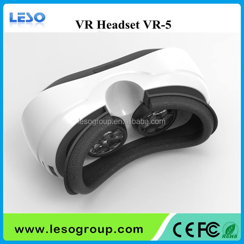 WiFi Bluetooth 3D Caja Gafas de Realidad Virtual Android 5.1 VR VR Auricular