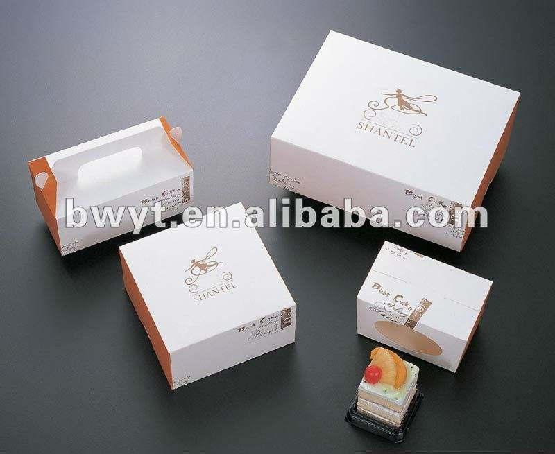 коробки торта/дешевые коробки торта/цилиндрические коробки торта
