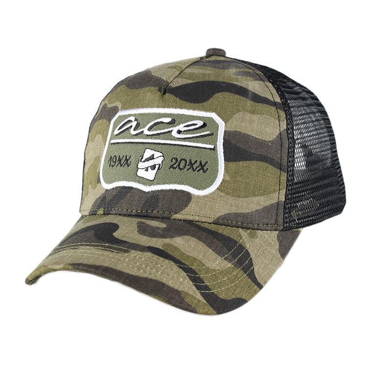 CAMO Trucker gorra nueva generación Fashion Army cap Camo gorras y sombreros