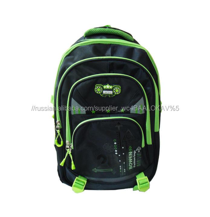 Завод точек рюкзак мешок с вашим дизайном/Мода школьные рюкзаки для подростков для спорта
