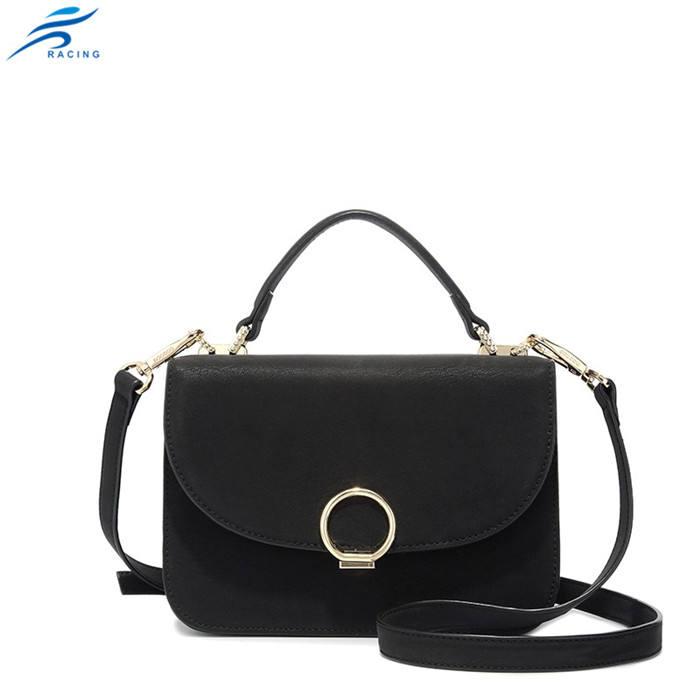 Precio de fábrica de bolsos de mano y bolso de cuero de las mujeres de cuero