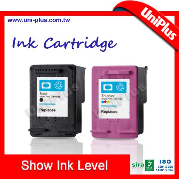 Consumibles de la impresora para <span class=keywords><strong>HP</strong></span> 123 F6V17A F6V16A cartucho de recarga de tinta