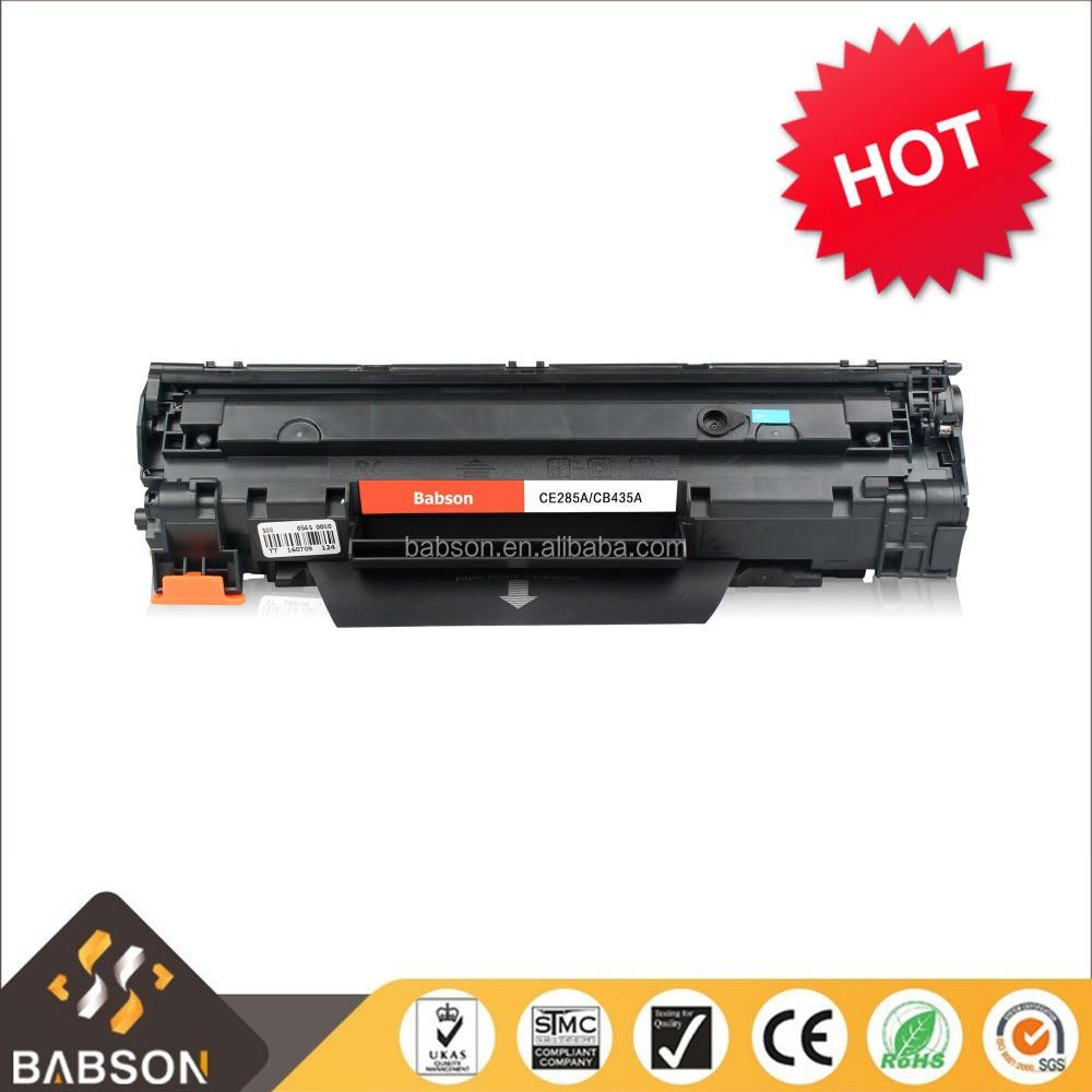 CE belgelendirme HP P1100 P1102 lazer yazıcı için uyumlu toner <span class=keywords><strong>CE285A</strong></span>