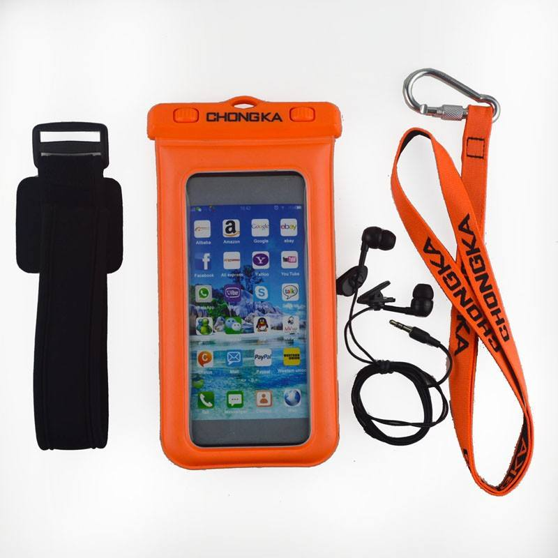 nuovo stile migliore per iphone4s casi impermeabile