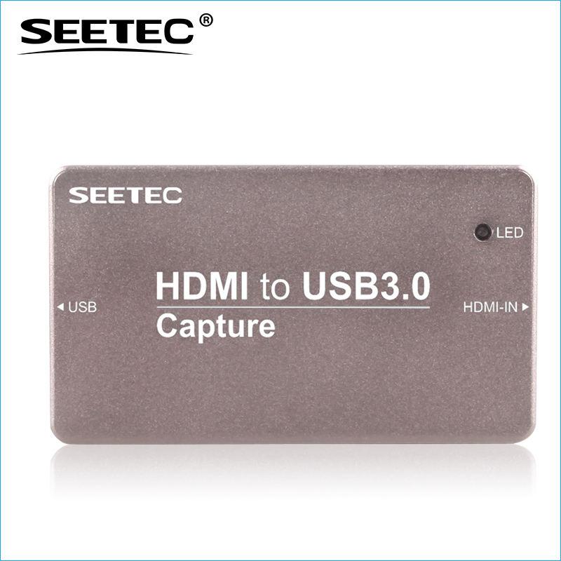 SEETEC 1080 p USB3.0 Vidéo dongle ordinateur portable avec vidéo carte de capture