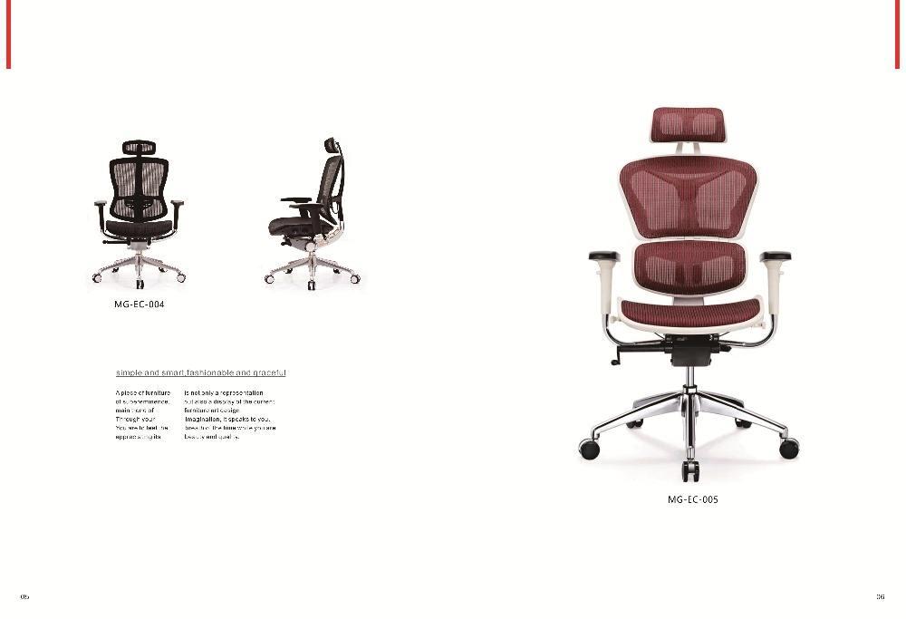 Grado <span class=keywords><strong>superior</strong></span> sillas Ergonomía con reposapiés silla de oficina proveedor chino