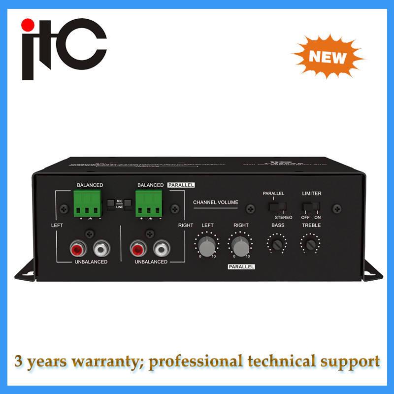T-260AP mini amplificador de audio clase d digital para el sistema de pa