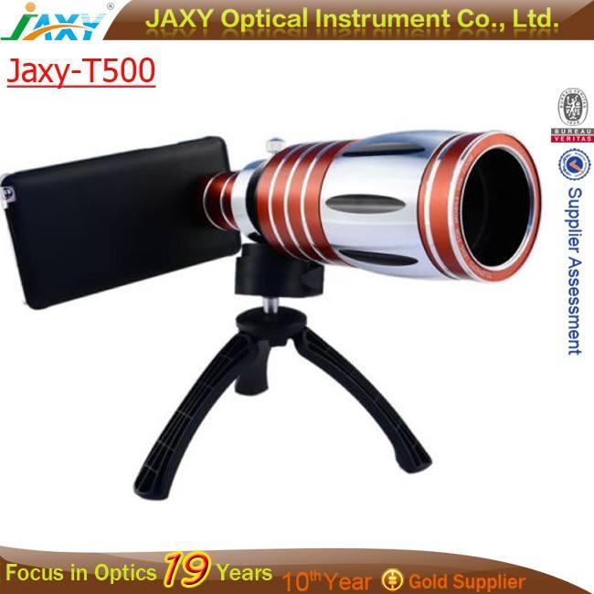 alluminio <span class=keywords><strong>50x</strong></span> telescopio zoom per iphone