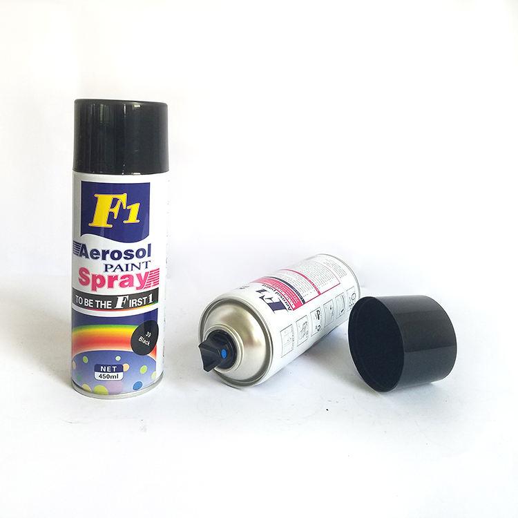 D'origine usine Le Plus Récent taux de pulvérisation de 96% <span class=keywords><strong>peinture</strong></span> aérosol étain peut 450 ml