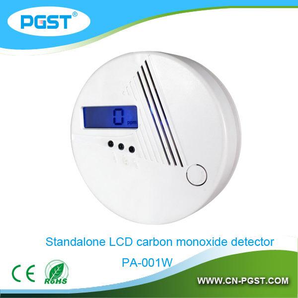 Автономный угарный газ детектор для бизнеса, Промышленные угарный газ детектор