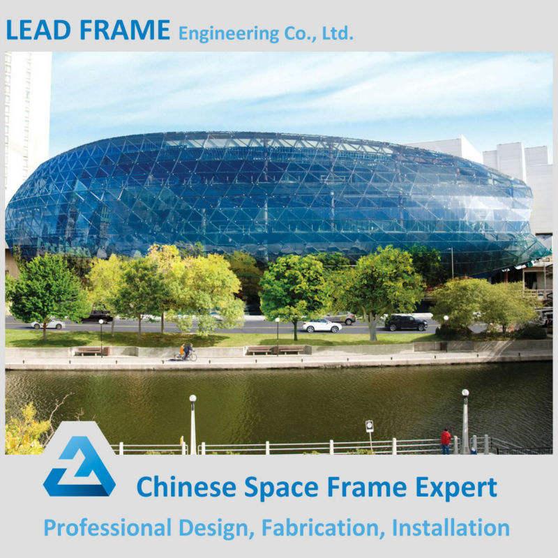 impermeabile space frame centro congressi
