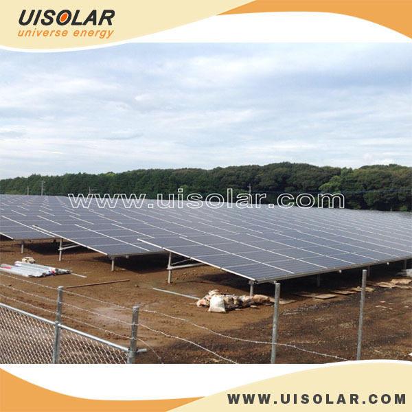 Solar ground mounting system, панели солнечных батарей наземного strucuture для солнечной <span class=keywords><strong>энергии</strong></span>