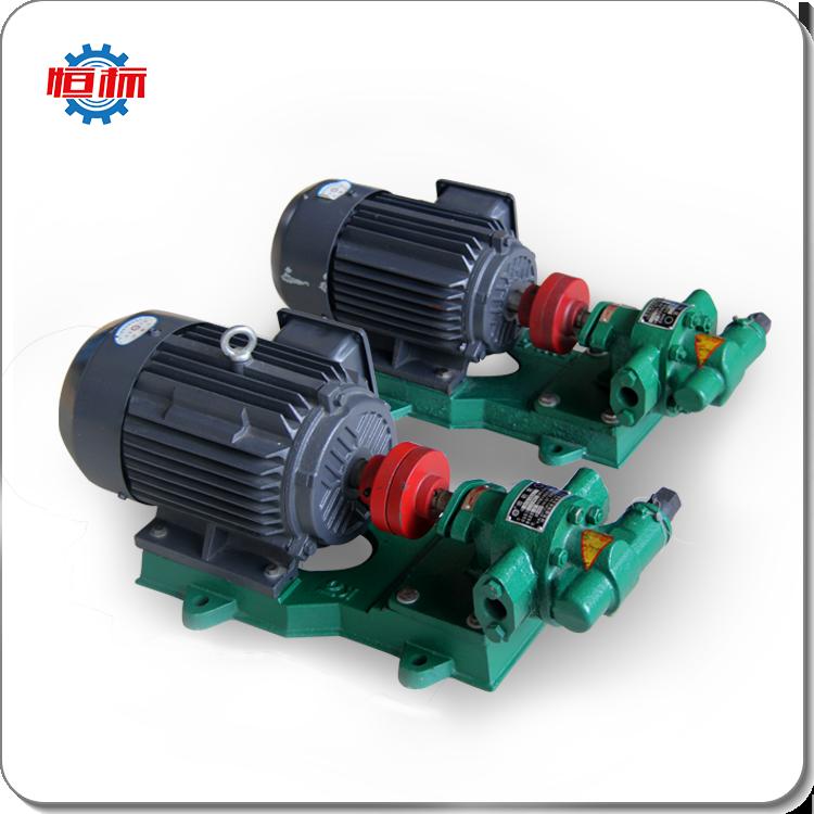 Hengbiao fournisseur transfert corrosifs liquide booster grande pompe machines pour le pompage de l'essence