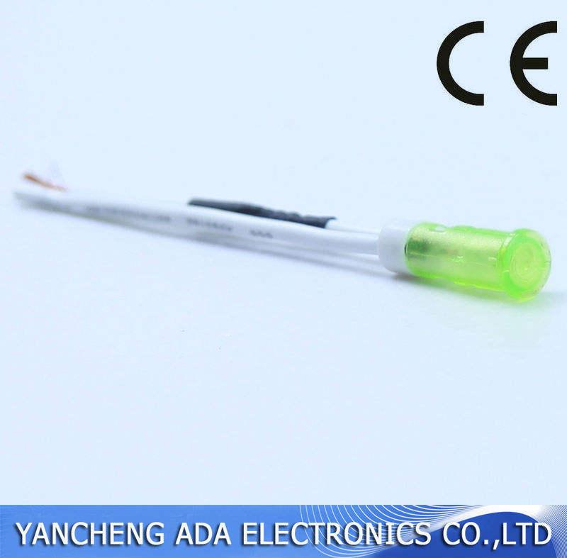 Ø 6 mm. A-10 Neon Led Luz indicadora