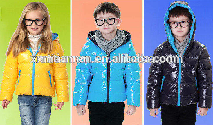 thick мягкая малыш пальто мода дети одеёда