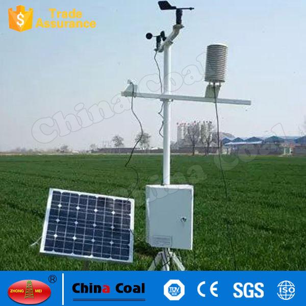 Profesyonel Açık Güneş Enerjili Otomatik <span class=keywords><strong>Hava</strong></span> İstasyonu