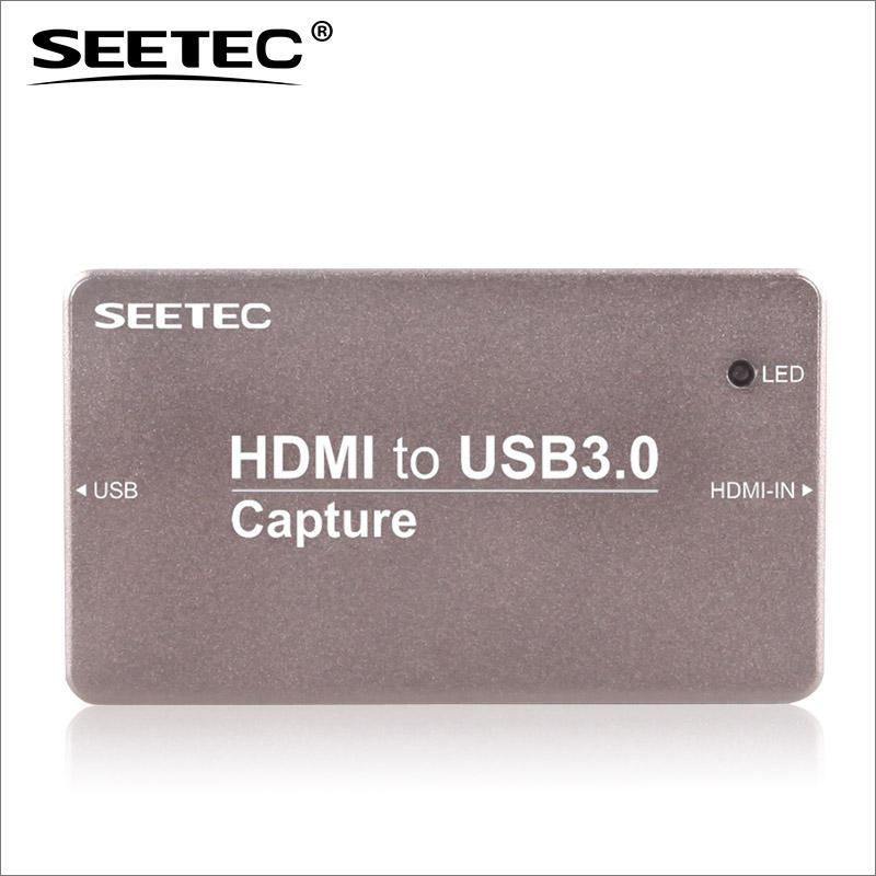 SEETEC usb carte graphique non-comprimé 1080 P capture vidéo dispositif