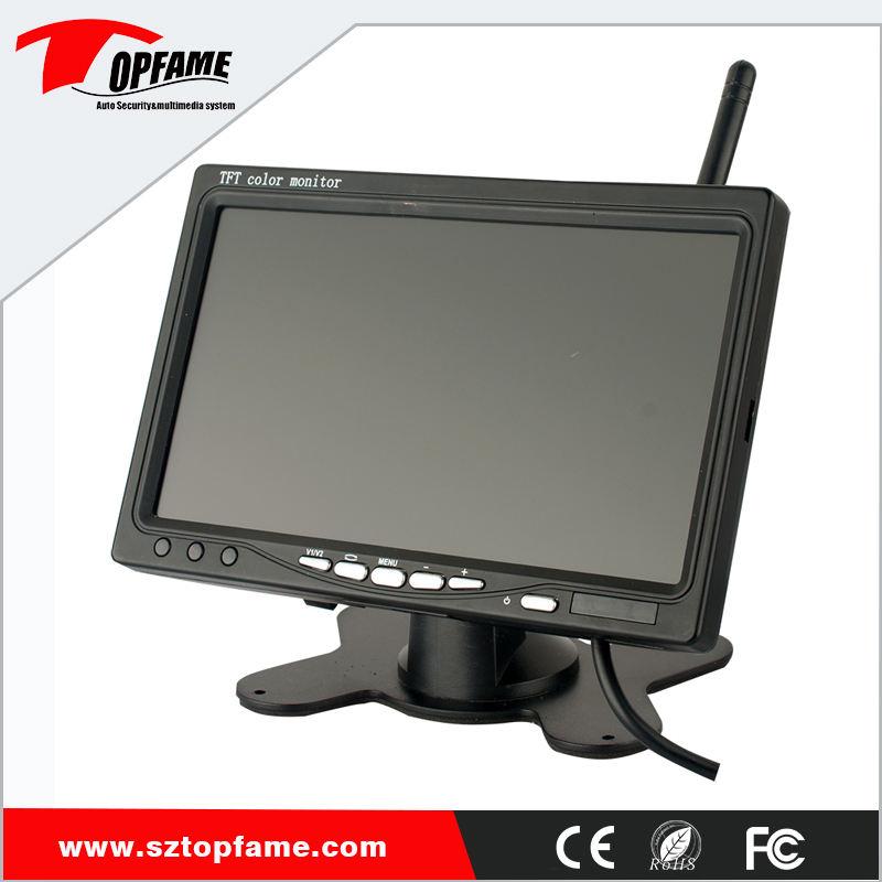 IP69 wide angle night vision wifi retrovisor do carro da câmera à prova d' água
