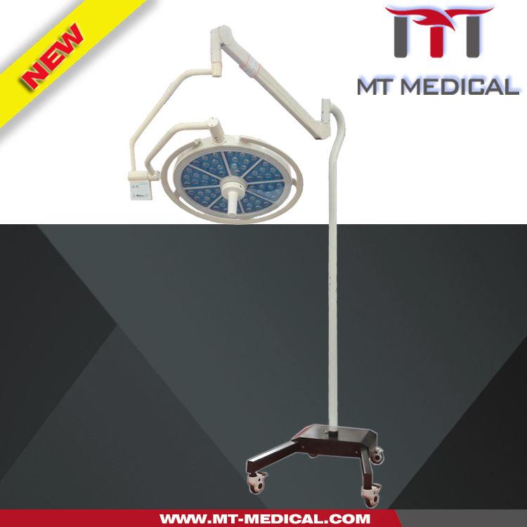 Sıcak ürünler gidişli 2016 MOL-LED50 zemin tipi cerrahi operasyon için lamba