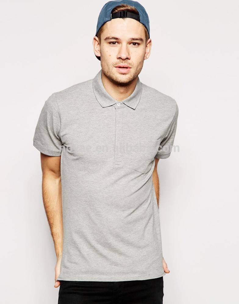 2013 الاسلوب المناسب قميص بولو للرجال/ تصدير الملابس