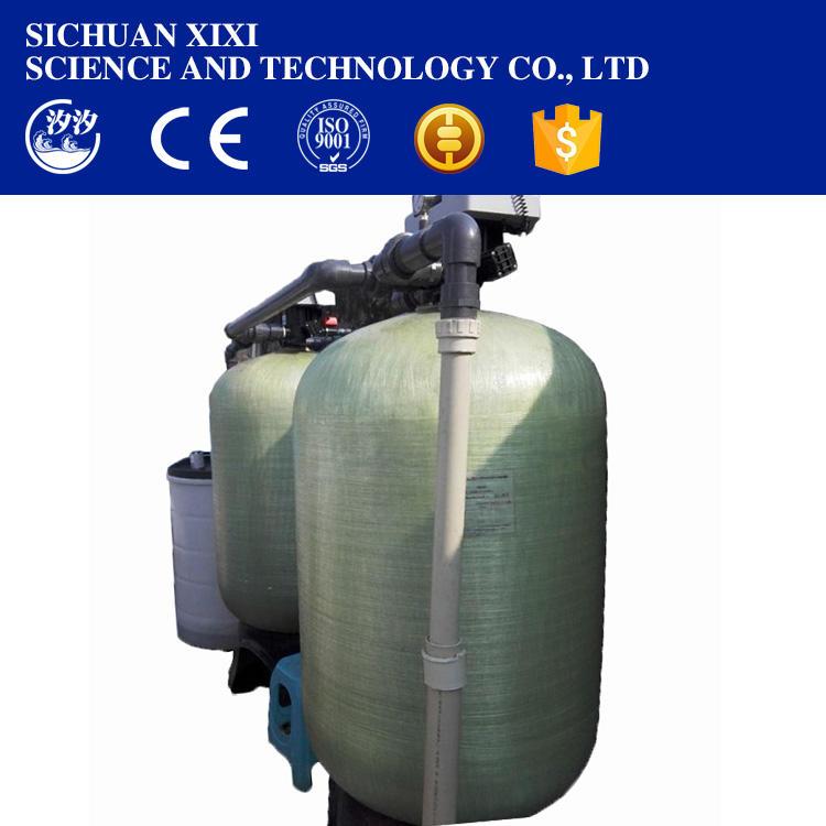 La migliore vendita calda cinese <span class=keywords><strong>SST</strong></span> FRP di alta velocità pura potabile filtro acqua impianto