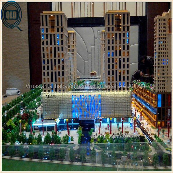 Архитектура модель / новый строительство модель производитель для недвижимости / 3D недвижимость дизайн модели