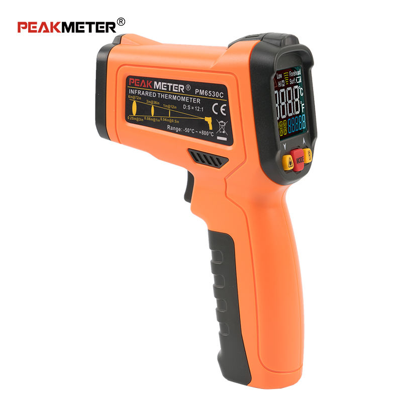 Termómetro de mano con sonda, controlador de temperatura personalizado, <span class=keywords><strong>gran</strong></span> oferta de fábrica