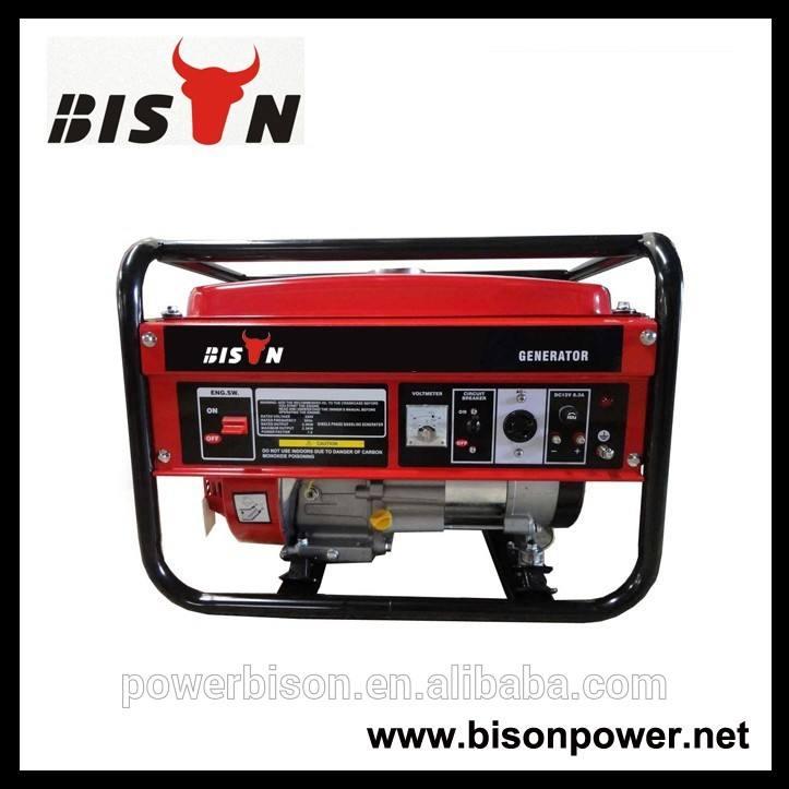 Bison ( chine ) de haute qualité OEM / ODM marque Suzuki générateur BS3000 usage domestique avec des prix d'usine