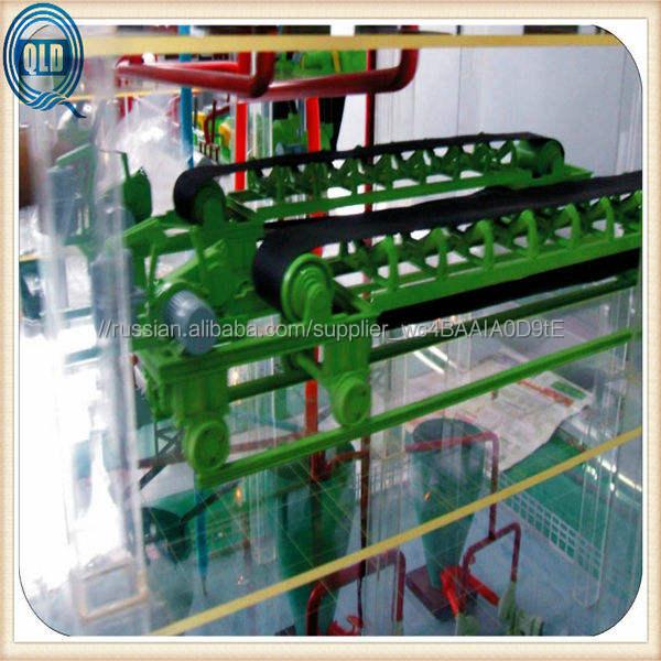 Промышленные строительные планы 3D моделирование / промышленного цеха строительство макета модель / завод завод модель