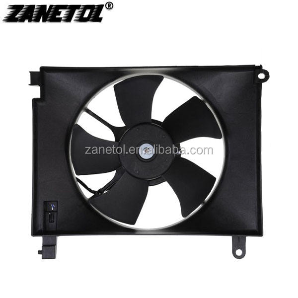 96536521 5492493 ZANETOL Auto Cooling Radiator Fan For Ch evrolet Aveo 2004