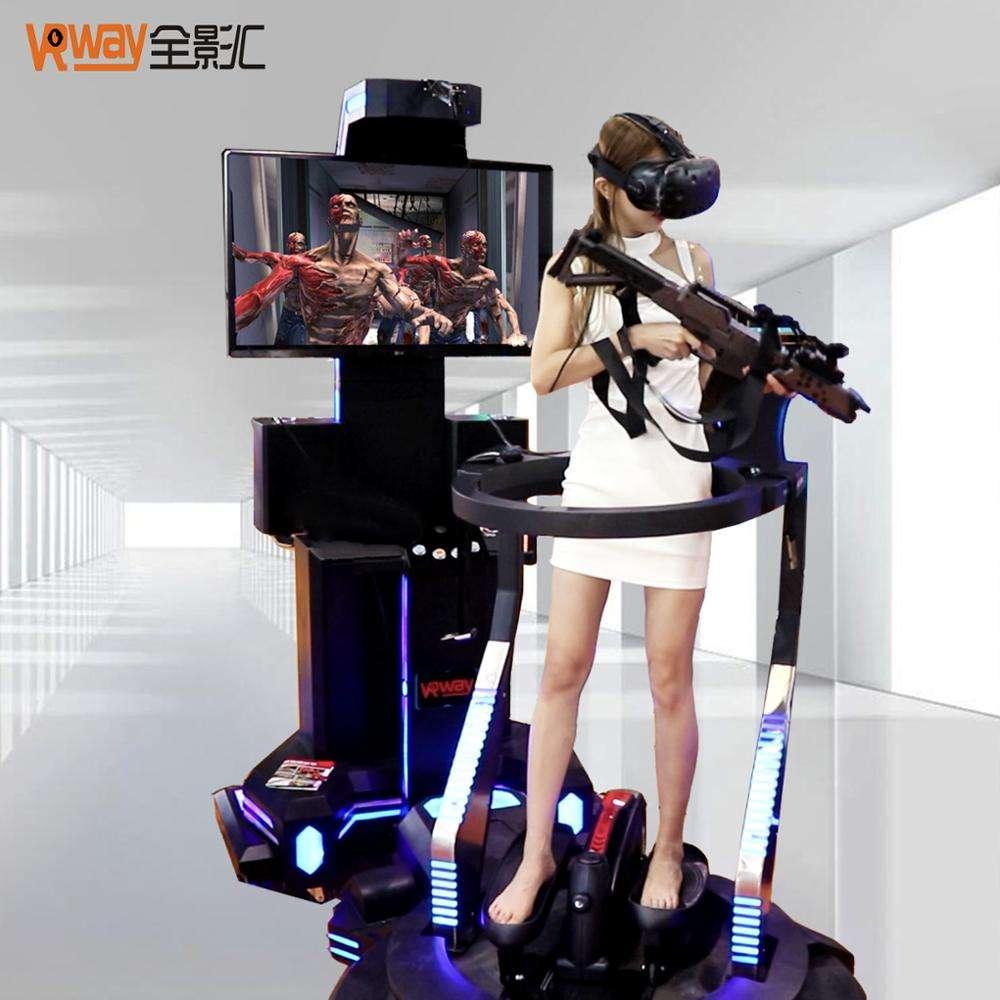 9D VR caminar tiro Omini VR caminadora 9d vr 9d virtual realityfor <span class=keywords><strong>cine</strong></span> 5d <span class=keywords><strong>6d</strong></span> 7d 8d 9d <span class=keywords><strong>teatro</strong></span>