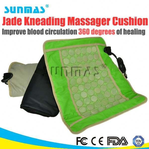sunmas heißen jade wärmetherapie produkt schlauchboot massage matratze