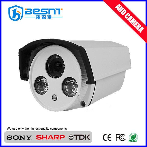 BESNT sicurezza esterna Telecamera AHD 6mm lens 1.0 Megapixel BS-8823ADV