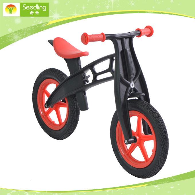 Bikes Balance per bambini all'aperto gomma plastica bambini bambini bilanciamento della moto