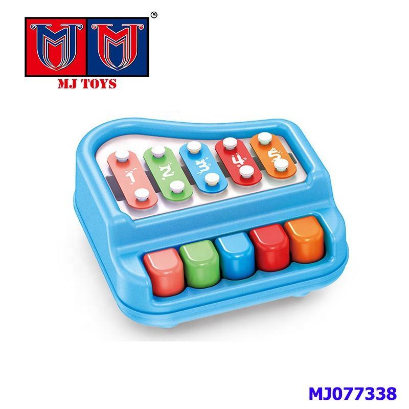 Пианино игрушка восемь тон Мини <span class=keywords><strong>Музыкальные</strong></span> <span class=keywords><strong>инструменты</strong></span> для ребенка