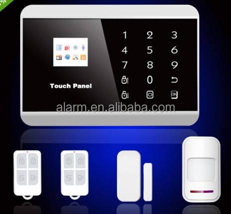 App gsm беспроводной системы охранной сигнализации