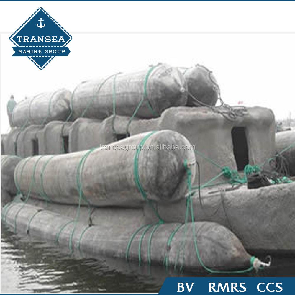 Гигантские лодку лифт, <span class=keywords><strong>подушки</strong></span> <span class=keywords><strong>безопасности</strong></span> для судоподъемных работ, произведенных в Китае