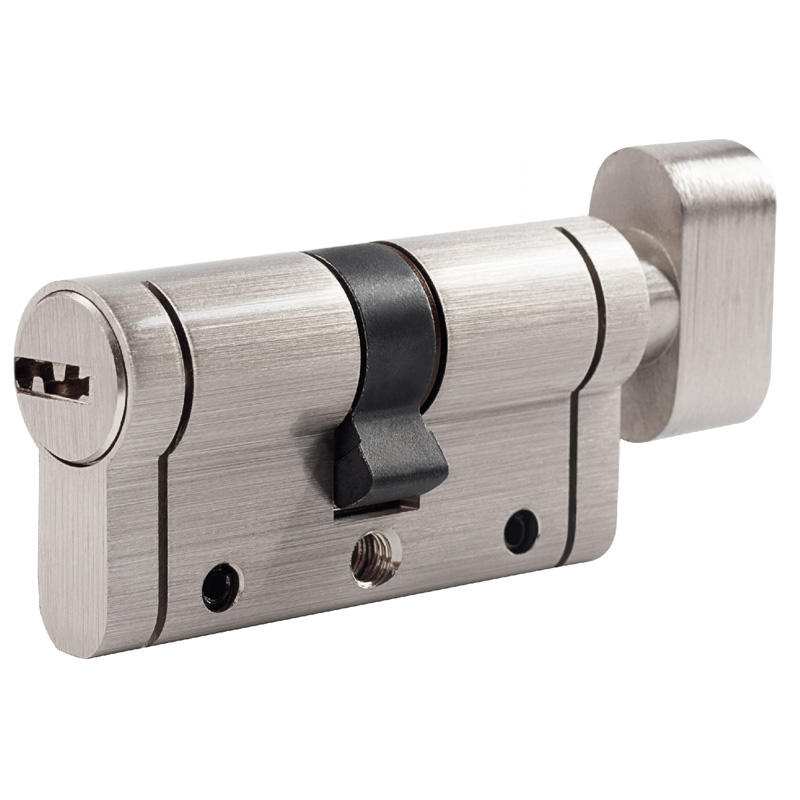 Euro door lock keyway lock cylinder 120mm with 5 keys door lock cylinder